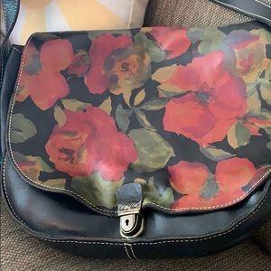 Patricia Nash crossbody bag! Beautiful!